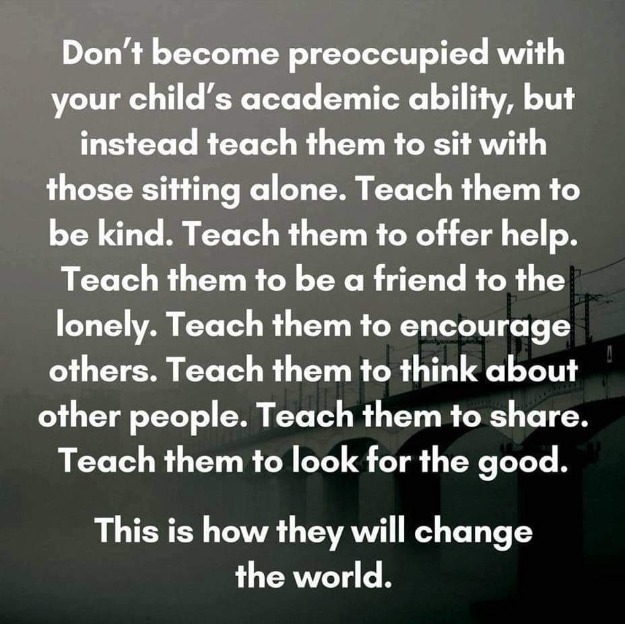 teach kids to change the world with kindness