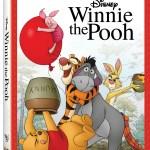Winnie The Pooh DVD/Blu-Ray combo ¡Sorteo!