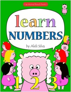GRATIS: eBook para niños: Learn Numbers 1,2,3