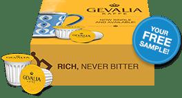 GRATIS muestra de café Gevalia