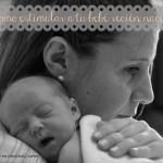 Cómo estimular a tu bebé recien nacido