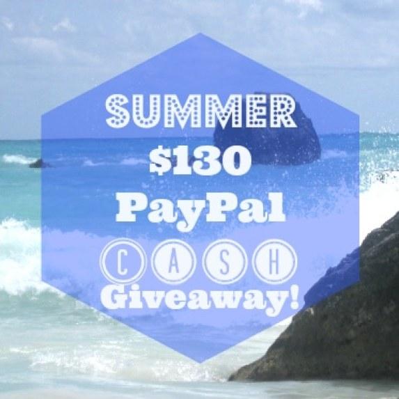 Summer $130 IG Giveaway