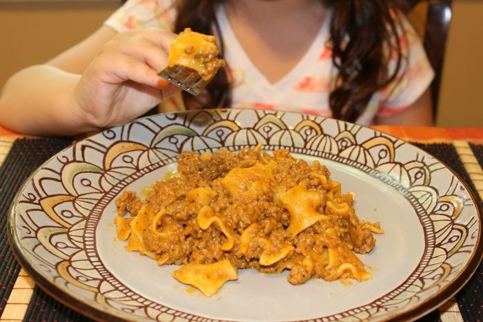 lasaña 4 quesos + ingrediente secreto