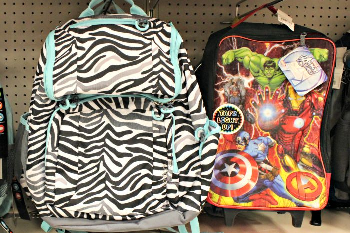 back to school Target Savings and Styles