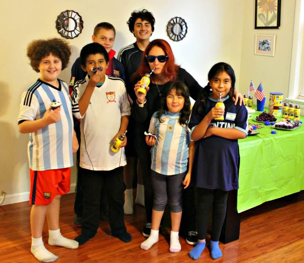 Fiesta Nesquik grupo MamáXXI