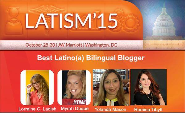 best latina bilingual blogger