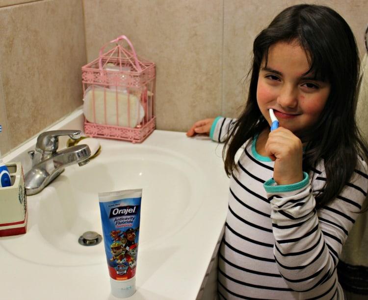 Recomendaciones para que tus niños se laven los dientes