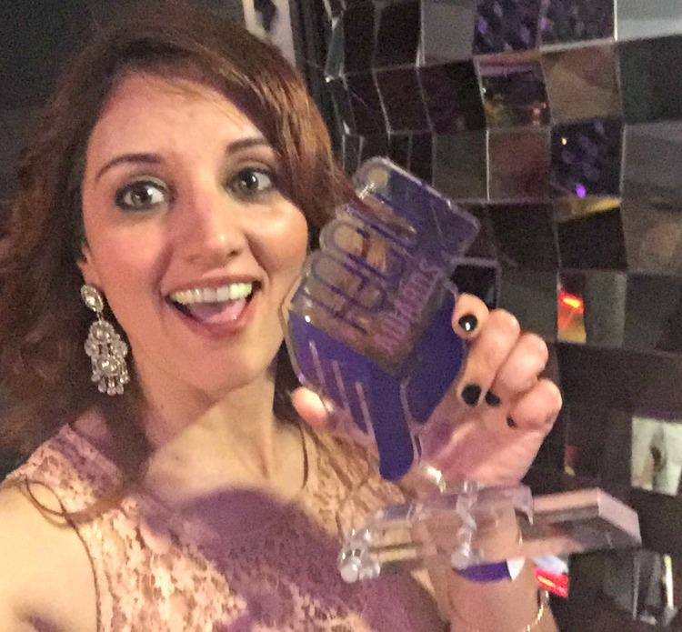 tecla awards gala