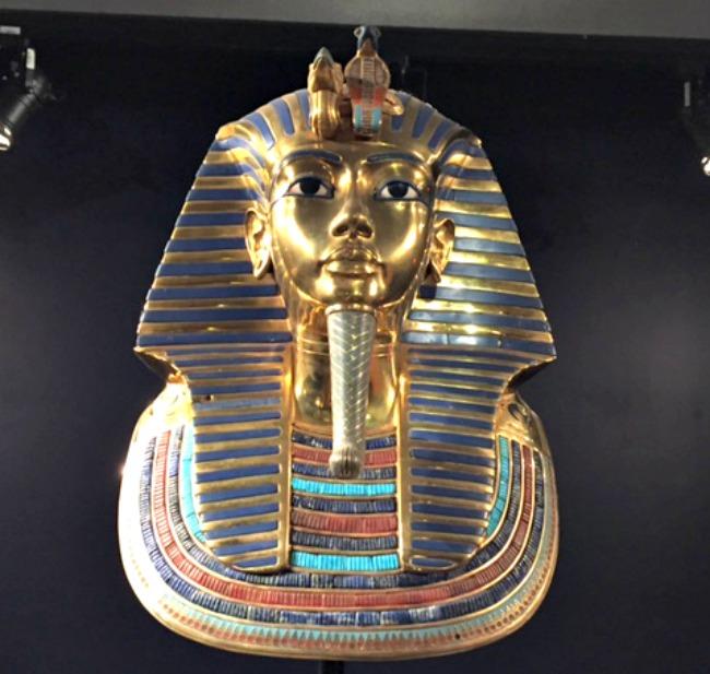 king tut, discovery of king tut, tutankamón, museo