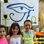 Fiesta de Cumpleaños del Antiguo Egipto
