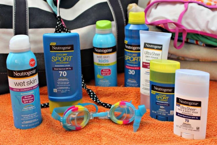 protector solar, nuetrogena, sunscreen