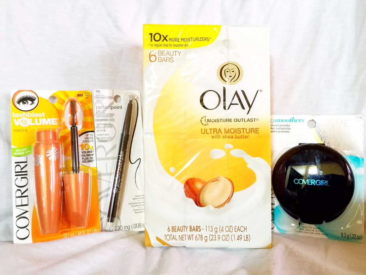 olayandcovergirl 4 products
