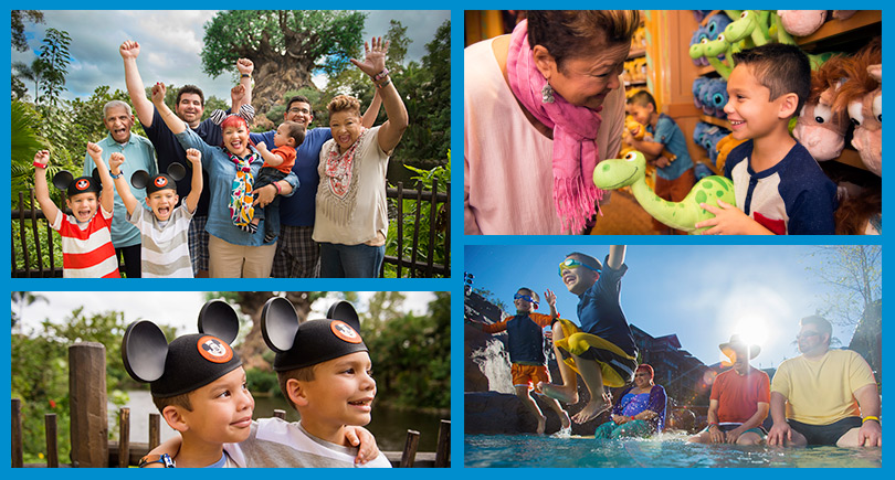 Disney Family Sweepstakes
