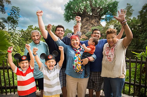 Walt Disney World Vacation Series: Create the Disney Vacation of Your Dreams