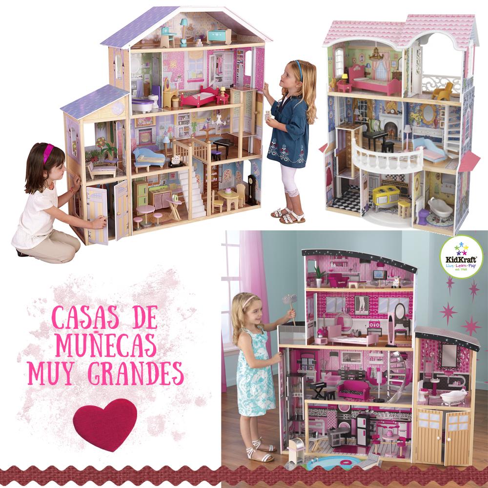 Casas de mu ecas kidkraft mamis y beb s - Amueblar casa por 1000 euros ...