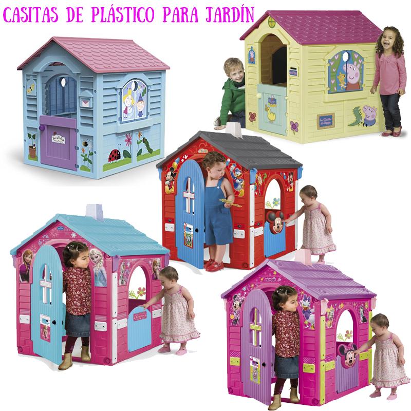 Casitas infantiles para jard n mamis y beb s for Casita jardin ninos segunda mano
