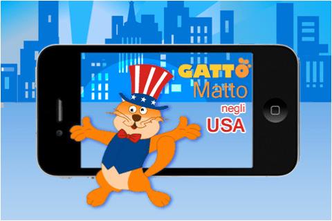 Gioco iPhone: Gatto Matto USA in giochi consigli e notizie