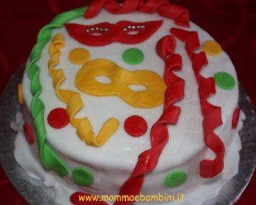 Decorazioni torte archivi mamma e bambini - Decorazioni per torte di carnevale ...