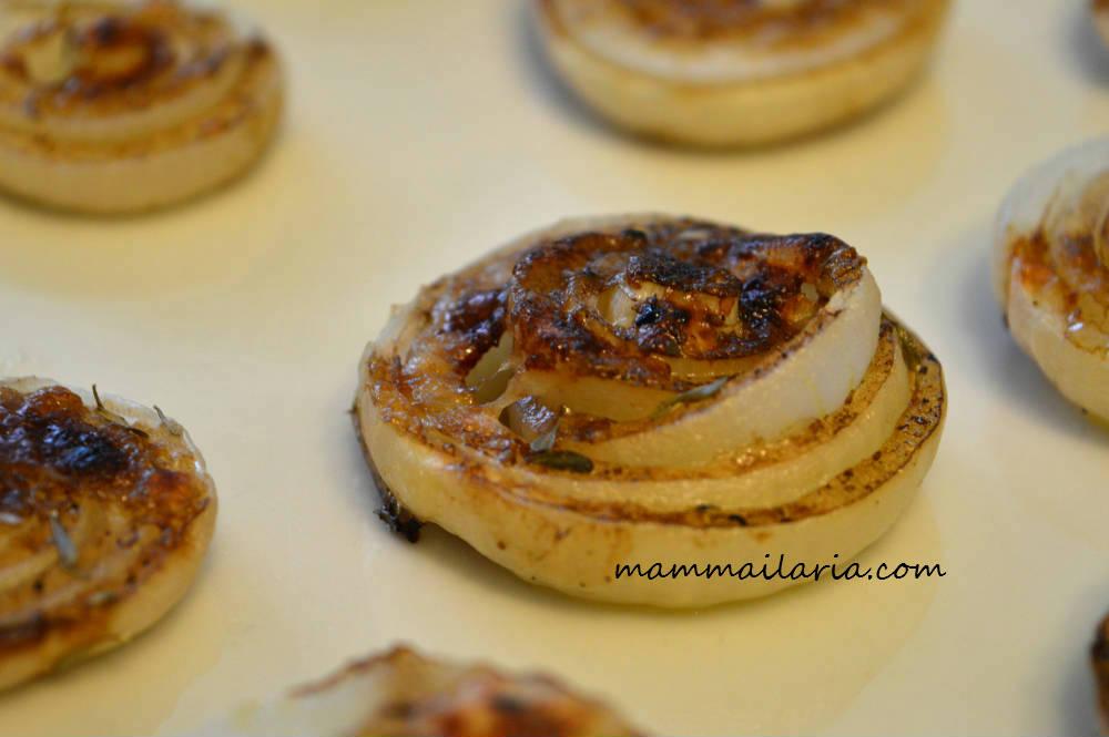 Cipolle borettane al forno