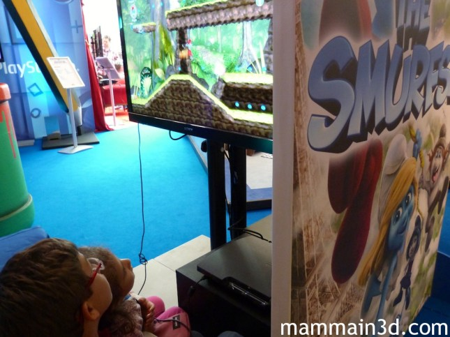 PlayFest 2013: PS3 (The Smurfs 2)