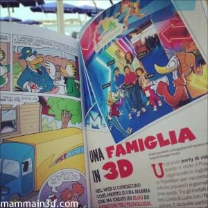 Topolino - Una Famiglia in 3D