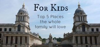 Greenwich For Kids:Top 5 Places Kids Will Love
