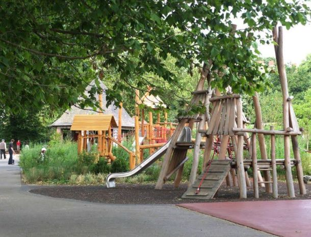 Playground-Image Greenwich For Kids:Top 5 Places Kids Will Love