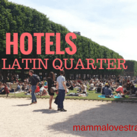 Best Family Hotel Latin Quarter Paris