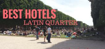 The Best Hotels In Paris: Latin Quarter