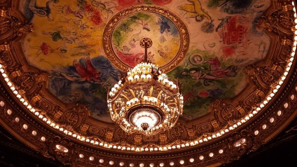 Palais-Garnier-Theatre Where To Stay In Paris: Arrondissement Guide