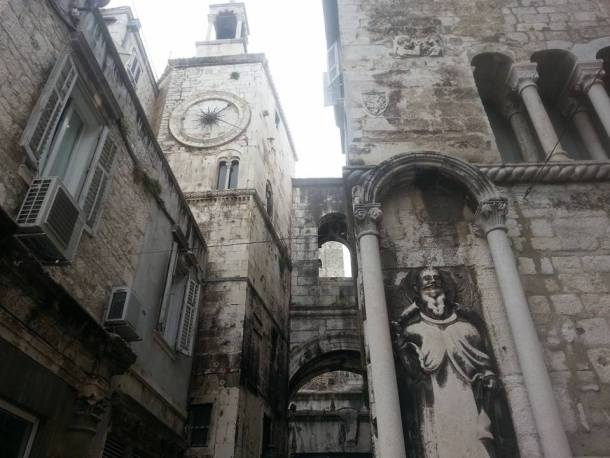 Split-Diocletians-Palace Top Things To Do In Split For Families
