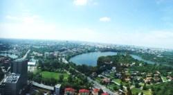 Vedere din Sky Tower