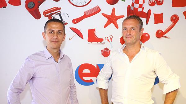 Iulian-Stanciu-CEO-eMAG-si-Bob-van-Dijk-CEO-Naspers