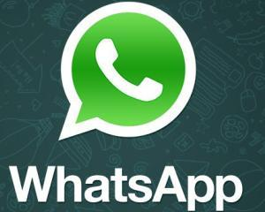 Cosmote da trafic nelimitat pentru folosirea aplicatiei WhatsApp