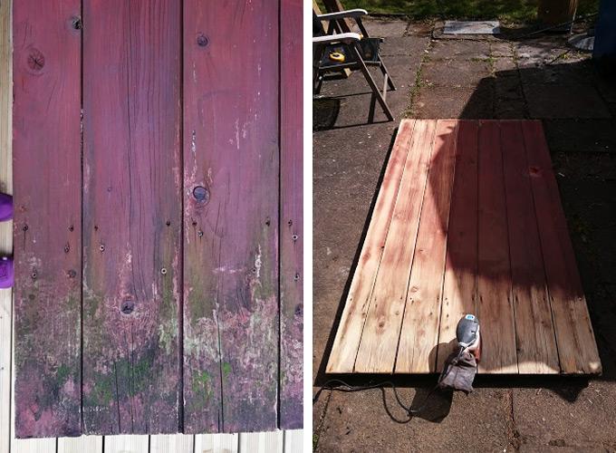 How to build a DIY garden decking