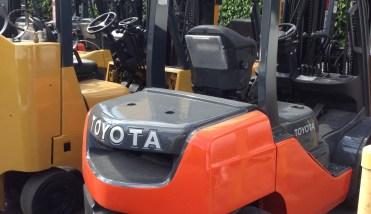 2015 165 Forklift