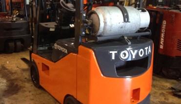 2015 193 Forklift