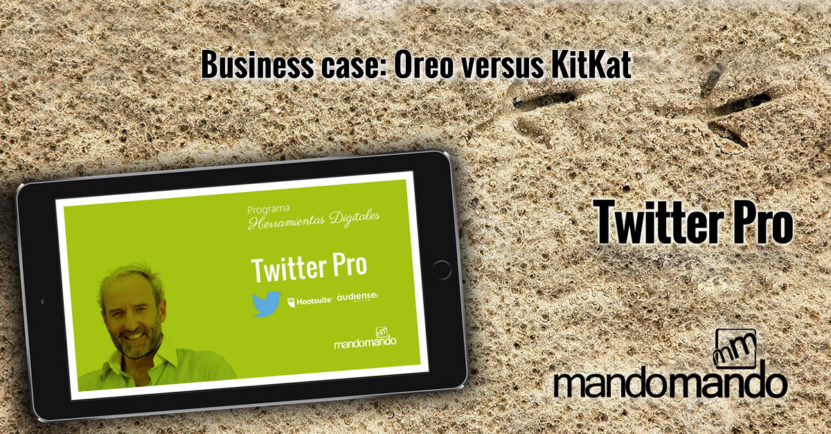 Business case- Oreo versus KitKat