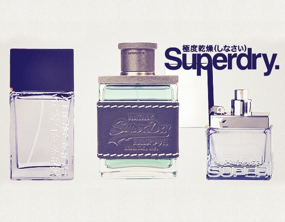 superdry1 Superdry Black / Dry Oil / Steel