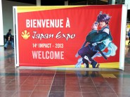 Bienvenue à Japan Expo 14e Impact