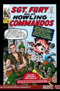 Sgt. Fury Howling Commandos