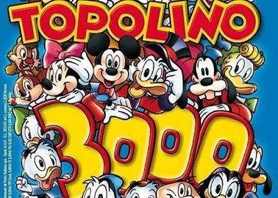 La recensione di topolino 3000 for La fattoria di topolino