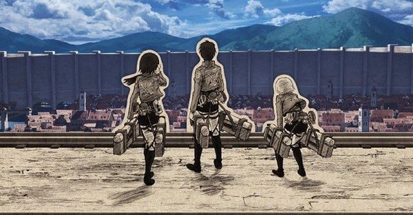 attack on titan original soundtrack 1