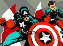 Captain America Bianco recensione