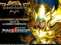 cavalieri zodiaco soul of gold yamato animation