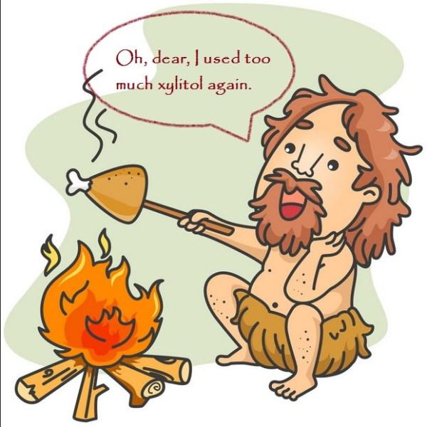 caveman eating2