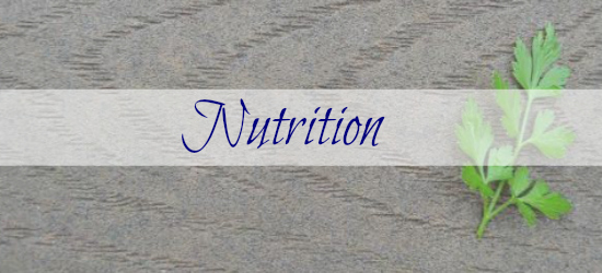 nutrition header mangia paleo