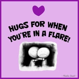 flare hugs