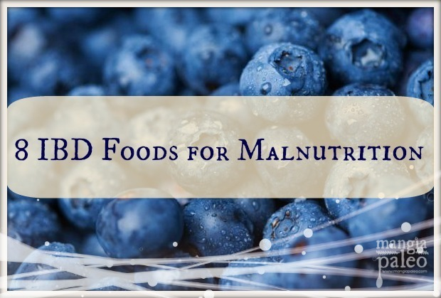 IBD paleo food for malnutrition