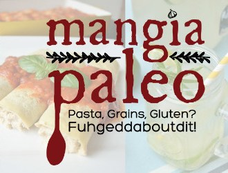 The reveal of the NEW Mangiapaleo.com!